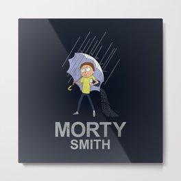 Morty's Salt Metal Print