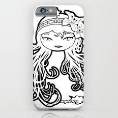 Lybee Black & White Slim Case iPhone 6s