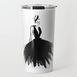 Fashion Is A Lifestyle Travel Mug