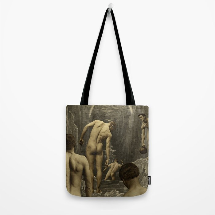 OUT ALL NIGHT Tote Bag