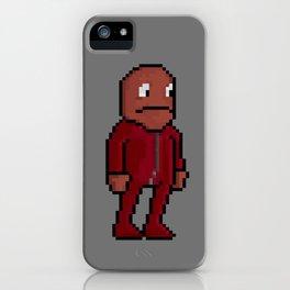 Choco, Survie Jumpsuit iPhone Case