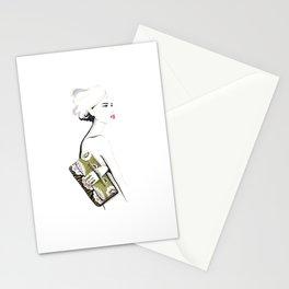Valentino Clutch Stationery Cards