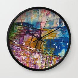 Ogmore Wall Clock