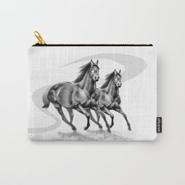 Master Hand (USA) Thoroughbred Stallion Carry-All Pouch