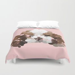 american cocker spaniel Duvet Cover