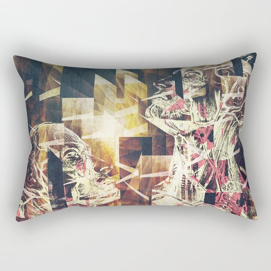 Metro kids Rectangular Pillow