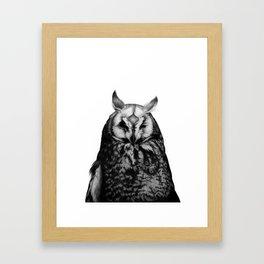 Owl You Framed Art Print