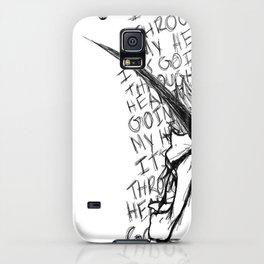 It's Going Through My Head - Kaneki Ken iPhone Case