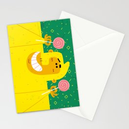 Gorilla Goodness II Stationery Cards