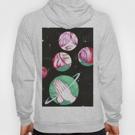 Asteroids Hoody