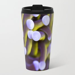 Coral Euphylia Golden Torch Travel Mug