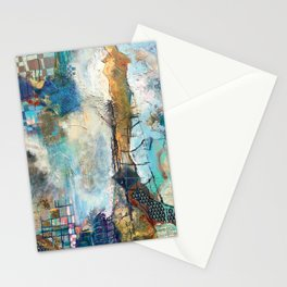 Life on top Stationery Cards