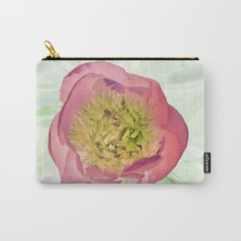 Peony Inversion Carry-All Pouch