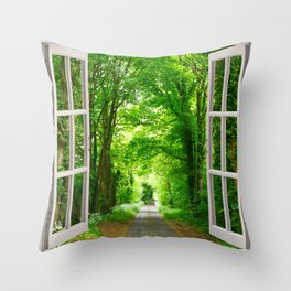 Forest Way Deko-Kissen