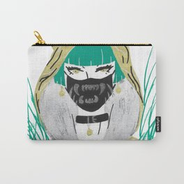 Paper Tiger Carry-All Pouch