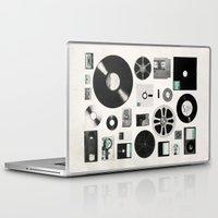 data Laptop & iPad Skins featuring Data by Florent Bodart / Speakerine