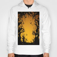 scary Hoodies featuring SCARY HALLOWEEN by Acus