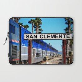 San Clemente Surfliner Laptop Sleeve