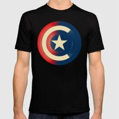 Captain Black Mens Fitted Tee LARGE