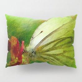 Butterfly's inn version 2 Pillow Sham