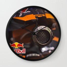KTM Racing motorbike Wall Clock
