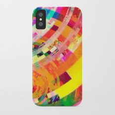 Playa del Carmen Sun No.1 iPhone X Slim Case