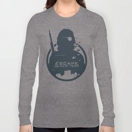 John Carpenter's Escape From New York Long Sleeve T-shirt