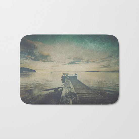 Dark Square Vol. 4 Bath Mat