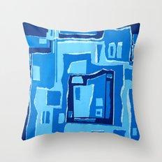 SPLASH!!! Throw Pillow