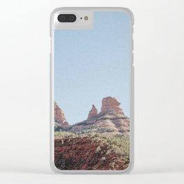 SEDONA / Arizona Clear iPhone Case