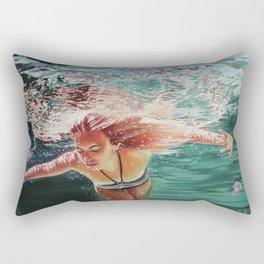 New born Rectangular Pillow