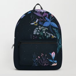 Bees Garden Backpack