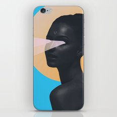 light vision iPhone & iPod Skin