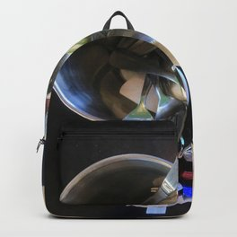Cafe Cutlery Backpack
