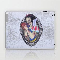 Zombie Snow White 2 Laptop & iPad Skin