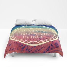 Infinite Comforters