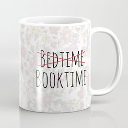 Booktime Coffee Mug