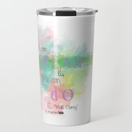 Walt inspired Stefanie  Travel Mug