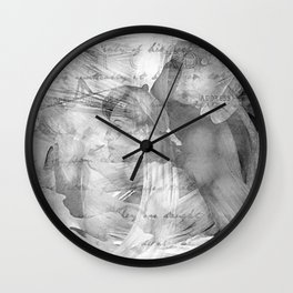 Newport Oregon - Creation Of Art Wall Clock
