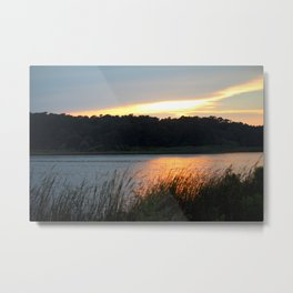 Close Of Another Day Metal Print
