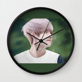 V - BTS  Wall Clock