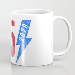 Trump 2020 Shirt for Republican Supporters Coffee Mug