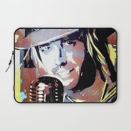 Tom Petty. legend. painting. print. Laptop Sleeve