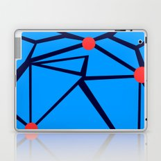 3 Red Dots Laptop & iPad Skin