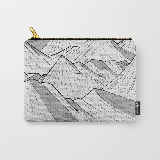 Big moon mounts Carry-All Pouch