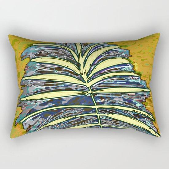 Palm Leaf Fosil 2 / Nature 13-12-16 Rectangular Pillow