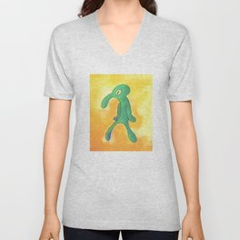 High Res Bold and Brash Repaint Unisex V-Neck