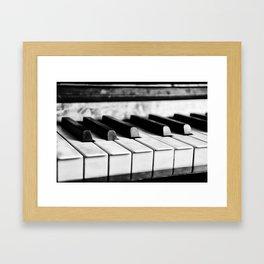 Play For Me Framed Art Print