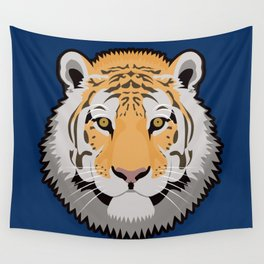 The Wild Ones: Siberian Tiger Wall Tapestry