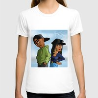 tupac T-shirts featuring Poetic Justice by Kimbo Henry